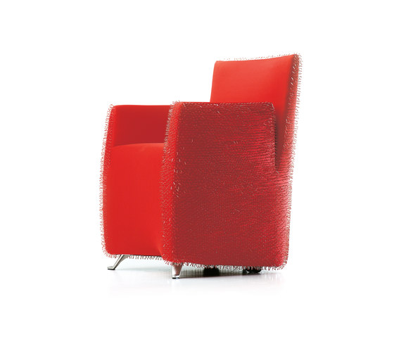Aura armchair by Baleri Italia by Hub Design | Chairs