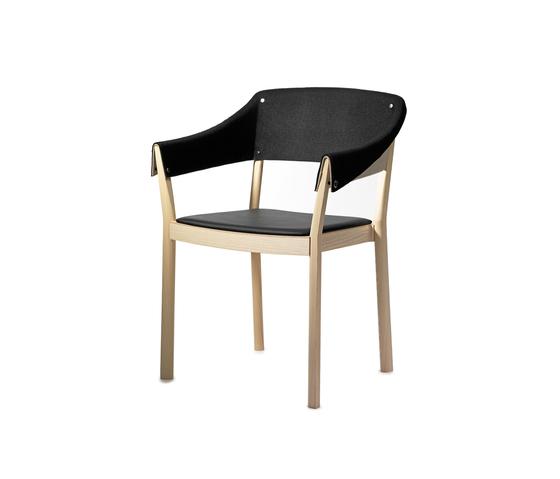 Button chair di Gärsnäs | Sedie visitatori