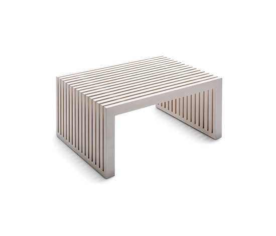 BENCH+TABLE VII by cst-furniture.com | Garden benches