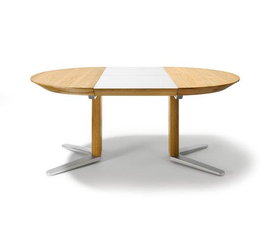 girado table by TEAM 7 | Dining tables
