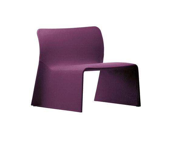 Glove Armchair von Molteni & C | Loungesessel