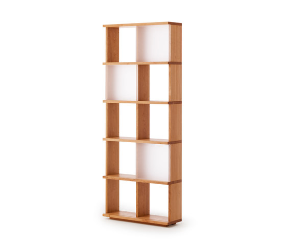 IQ shelving system by Holzmanufaktur | Shelving