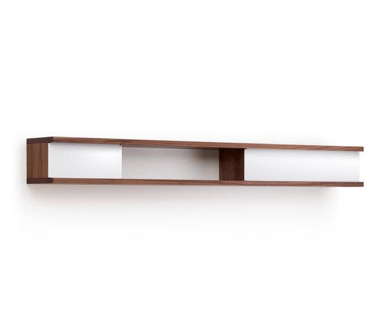 IQ wall rack de Holzmanufaktur | Baldas / estantes de pared