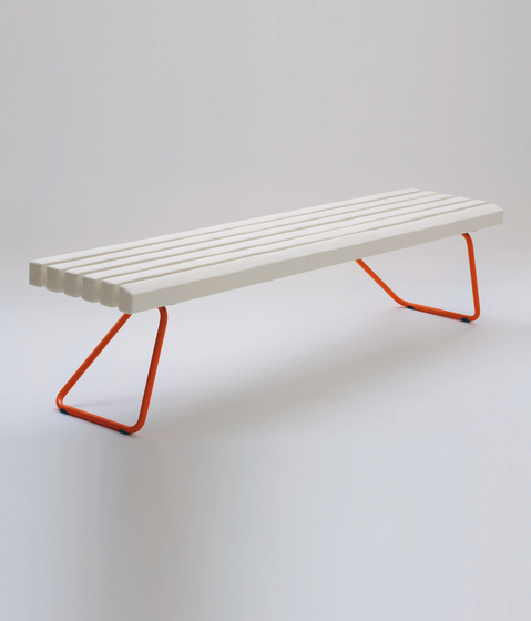 B194 Bench by Formfjord | Waiting area benches