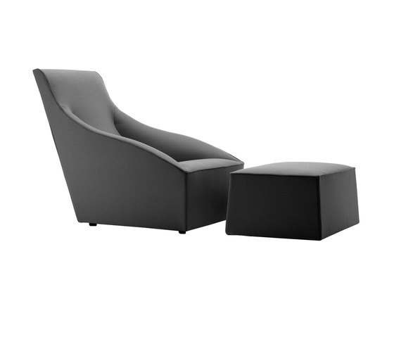 Doda by Molteni & C | Lounge chairs