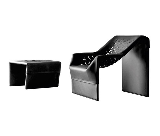 SKiN Armchair by Molteni & C | Lounge chairs