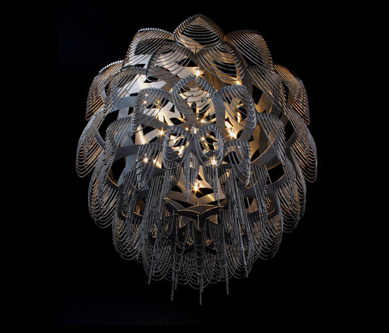 Protea - 700 - ceiling mounted di Willowlamp | Illuminazione generale