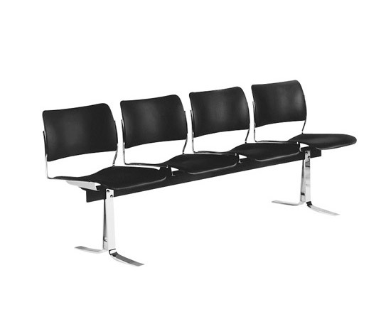 40/4 beamseating by HOWE | Beam / traverse seating