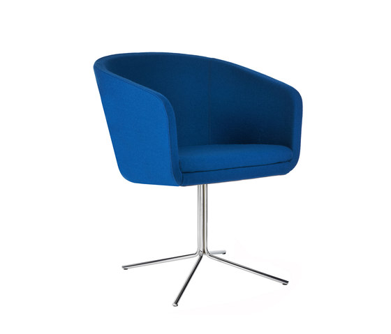 Cabin by Johanson | Visitors chairs / Side chairs