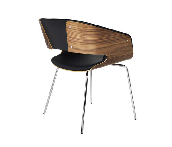 Gap by Johanson | Visitors chairs / Side chairs