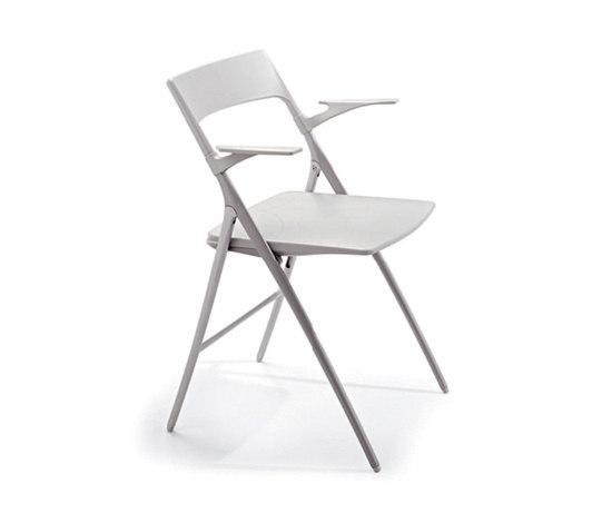 Plek Chair by actiu | Multipurpose chairs