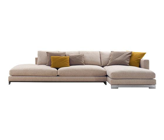 Reversi by Molteni & C | Modular sofa systems