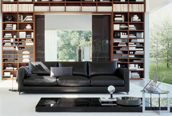 Reversi di Molteni & C | Divani lounge