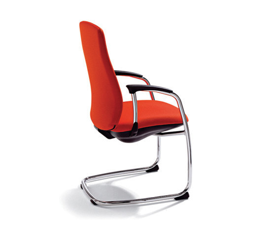 Idonia 80 by actiu | Visitors chairs / Side chairs