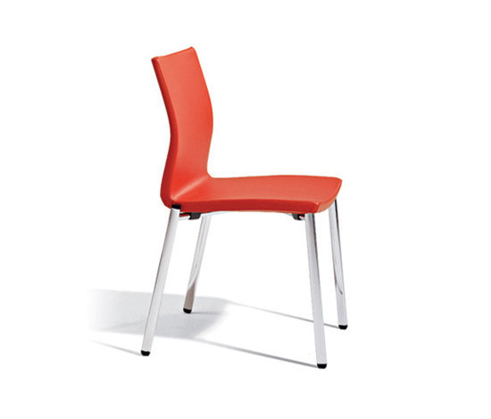 Uma chair by actiu | Visitors chairs / Side chairs