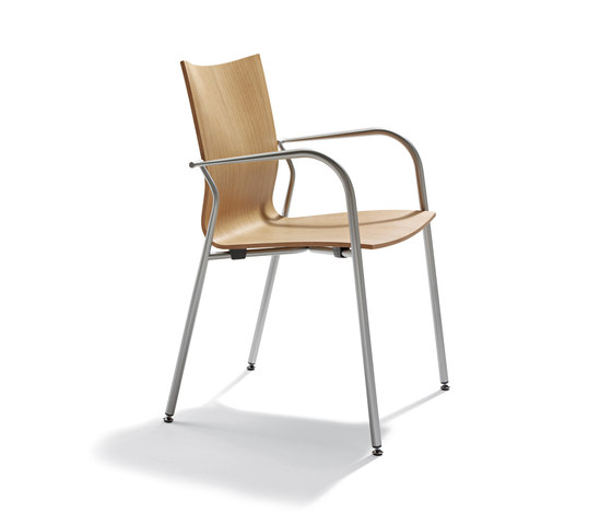 Ikara by actiu | Visitors chairs / Side chairs