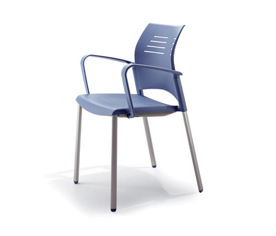 Spacio chair by actiu | Visitors chairs / Side chairs