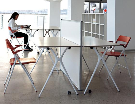 Split screen by actiu | Table dividers