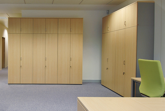 Modular storage by actiu | Cabinets