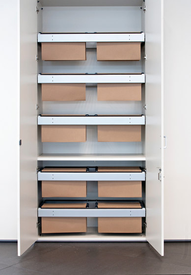 Modular Storage by actiu | Cabinets