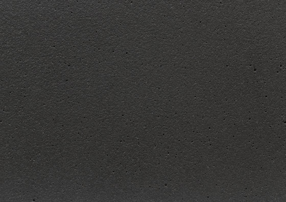 fibreC Ferro Light FL liquide black by Rieder | Facade cladding