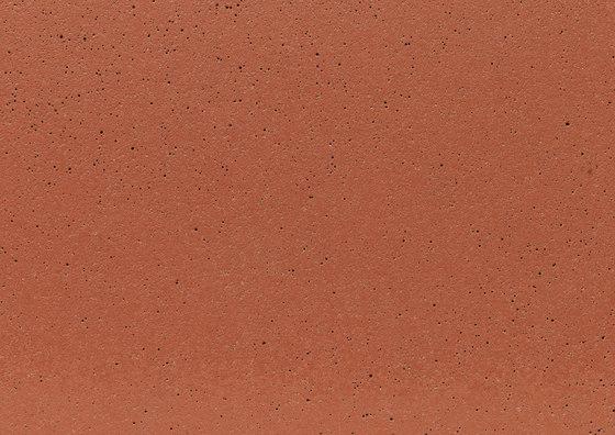 fibreC Ferro Light FL terracotta di Rieder | Pannelli cemento