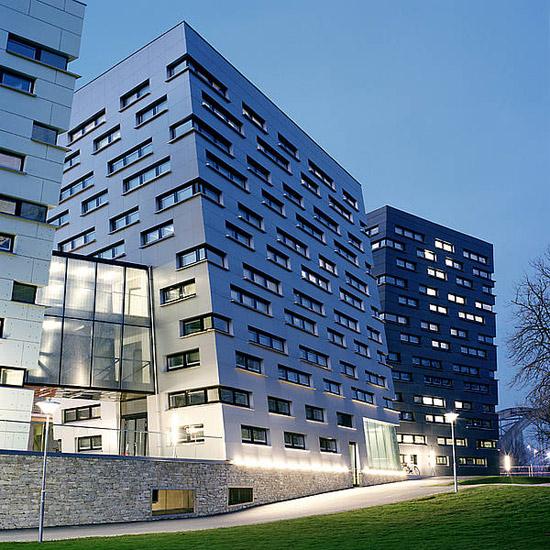 Office Towers St. Pölten by Rieder | Facade systems