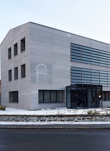 Felbertauern AG Lienz by Rieder | Facade systems