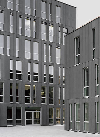 Office Center Salzburg by Rieder | Facade systems