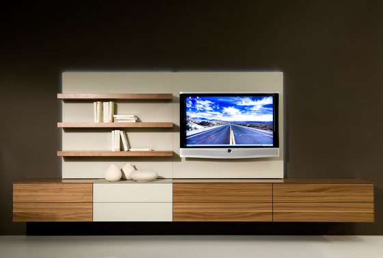 Soma 09.014 by Kettnaker | Wall storage systems