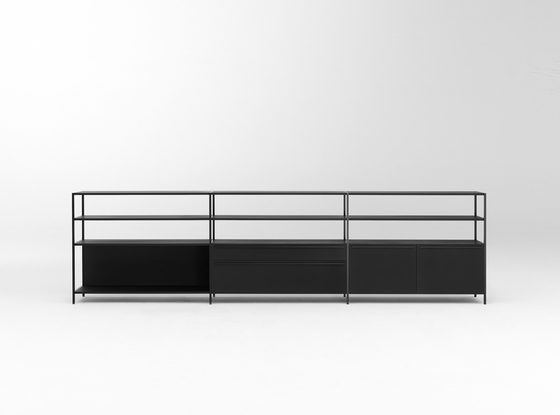 Matrix U353* by Pastoe | Office shelving systems
