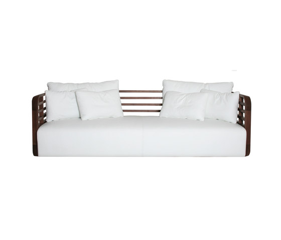 Liner Sofa 3 Seater by Air Division | Sofas