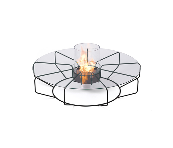 Fire Coffee by Planika | Coffee tables