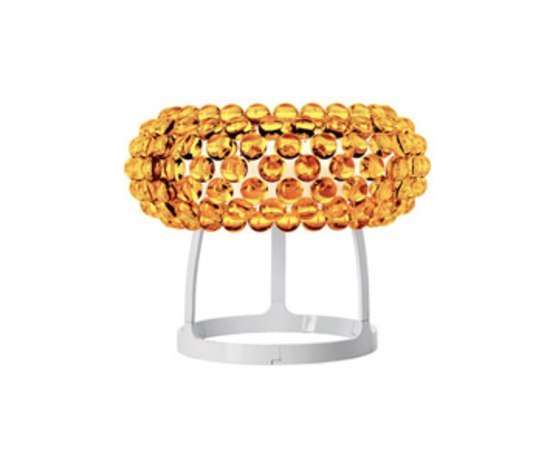 Caboche Gold table lamp by Foscarini | General lighting