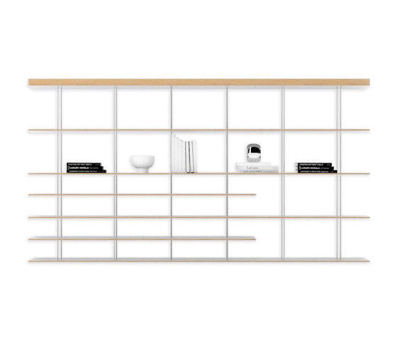 Graduate by Molteni & C | Office shelving systems