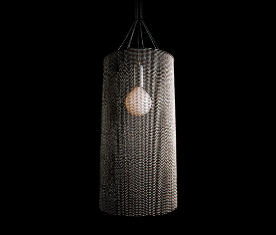 Circular Cropped 280 Pendant Lamp by Willowlamp | General lighting