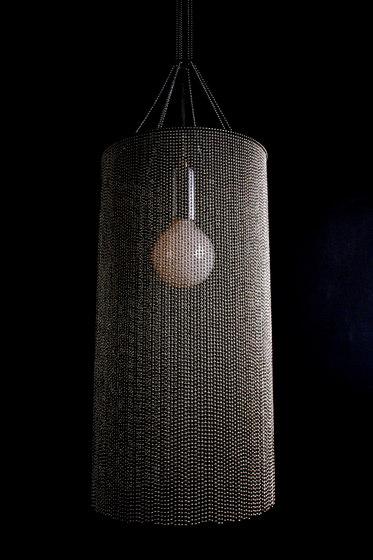 Circular Cropped 280 Pendant Lamp von Willowlamp | Allgemeinbeleuchtung