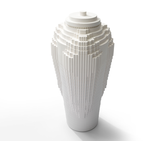 Columba di mossi | Vases