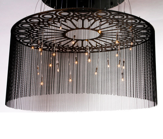 Custum Ngoma Chandelier by Willowlamp | Chandeliers