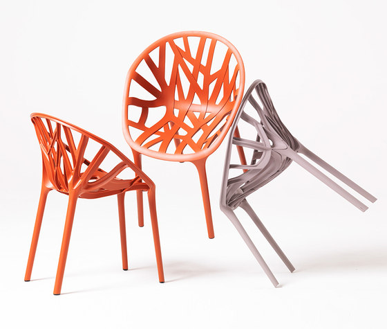 Vegetal by Vitra | Multipurpose chairs