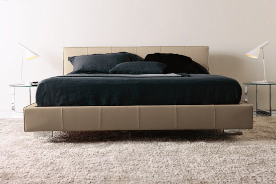 Low-wave by Molteni & C | Double beds