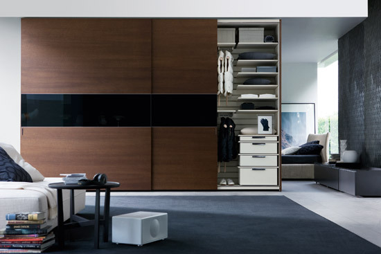 Gliss 5th de Molteni & C | Armoires