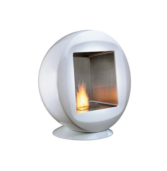 Q de EcoSmart™ Fire | Cheminées sans fumée au bioéthanol