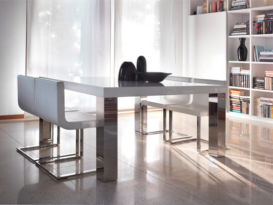 Master table by FEG | Dining tables