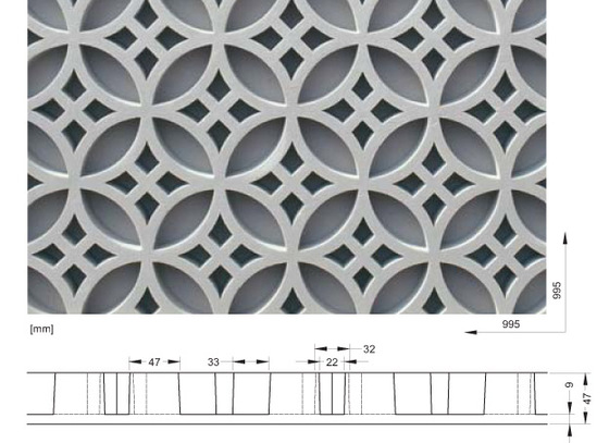 2/114 Oriental 14 by RECKLI | Facade cladding