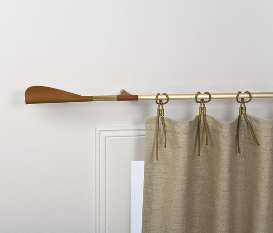 Pelle by Nya Nordiska | Curtain fittings