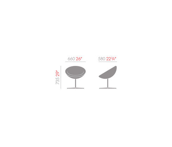 C1 by Vitra | Visitors chairs / Side chairs