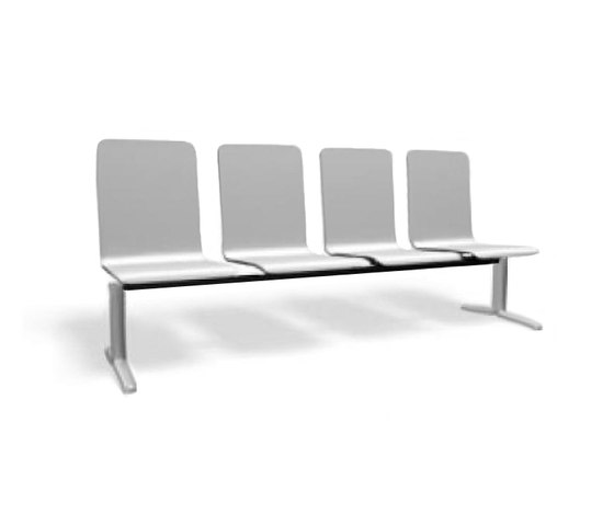 Yago Bench by Sellex
