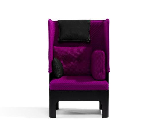 Koja High S51H by Blå Station | Lounge chairs