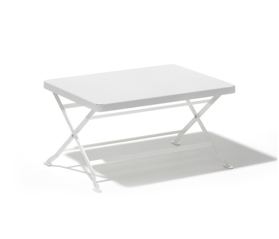 Flip folding sofa table di Lampert | Tavoli bassi da giardino